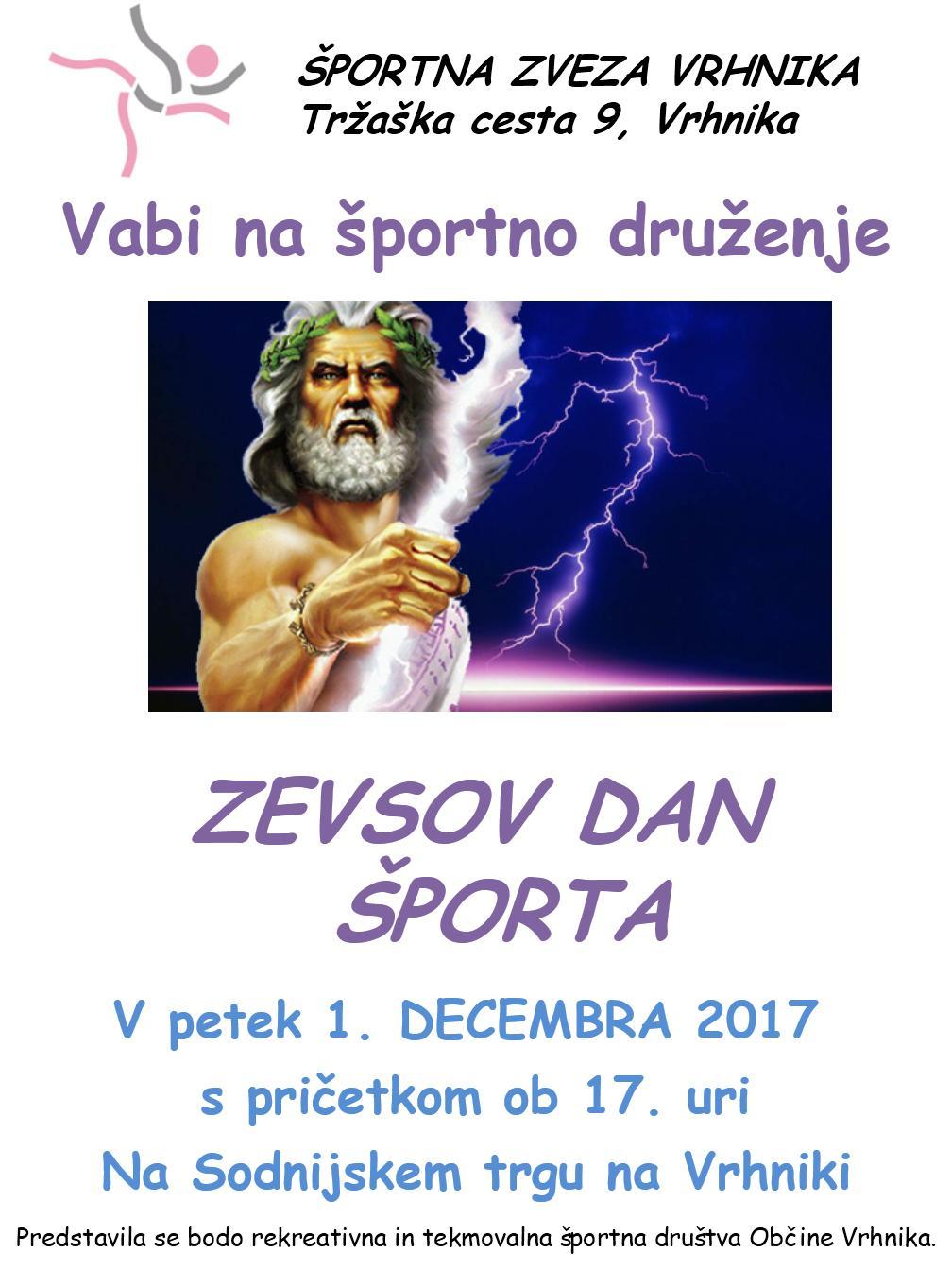 Zevsov dan športa